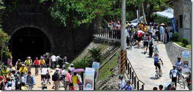 台湾のサイクリングロード