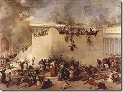 エルサレム神殿の破壊