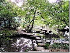 尾山神社.庭園