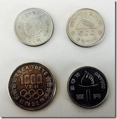 オリンピックコイン