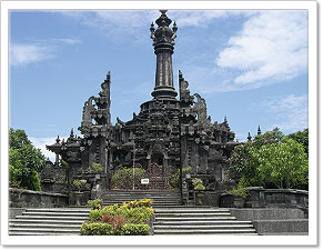 ヒンズー教の寺院